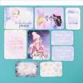 Набор карточек для скрапбукинга «Снежная сказка», 10 × 10,5 см