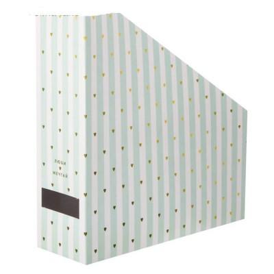 Органайзер под бумагу для скрапбукинга Люби Мечтай, 31 х 31 х 9,5 см