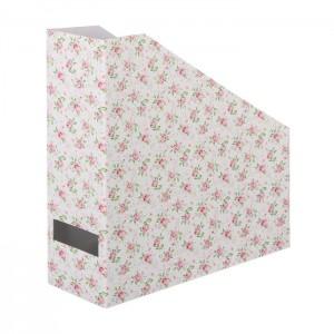 "Органайзер под бумагу для скрапбукинга ""Цветочный сад"", 31 х 31 х 9,5 см"