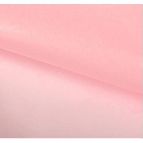 Бумага упаковочная тишью, цвет светло-розовый, 50 см х 66 см, 1 шт