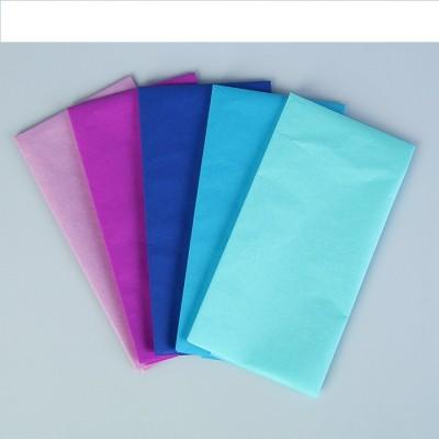 Бумага упаковочная тишью Микс, 50*70 см, 1 лист