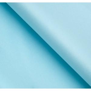 Бумага упаковочная тишью, цвет нежно-голубой, 50 см х 66 см, 1 шт