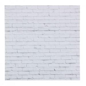 Фотофон односторонний «Белый кирпич», 45 × 45 см, переплётный картон, 980 г/м