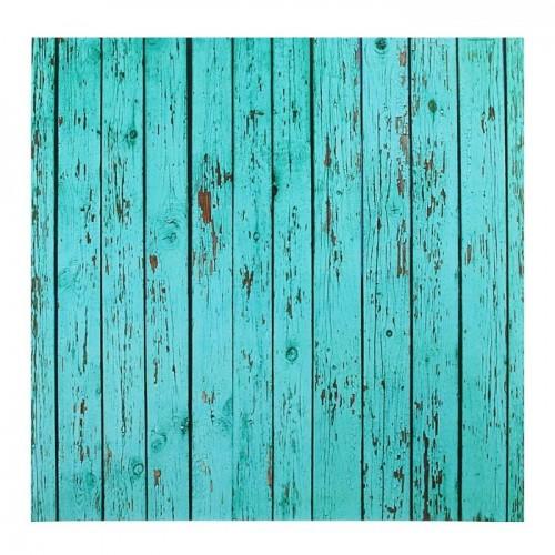 Фотофон односторонний «Мятная текстура», 45 × 45 см, переплётный картон, 980 г/м