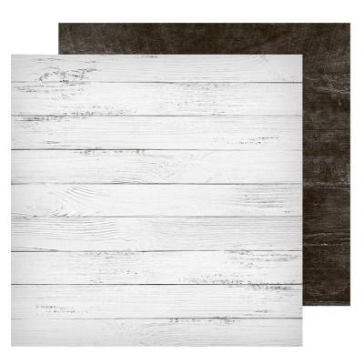Фотофон двусторонний «Черно-белые доски», 45 × 45 см, переплётный картон, 980 г/м