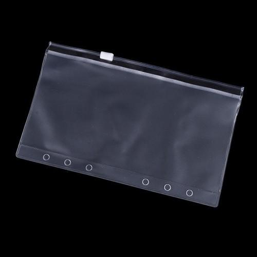 Вкладыш для планера А6, с замком zip-lock, матовый, 10,8 х 17,5 см