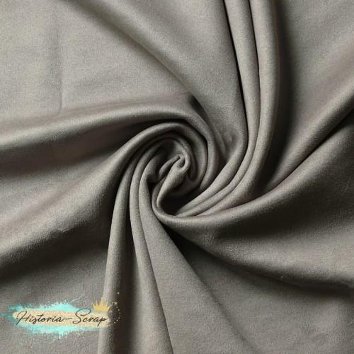 Замша искусственная (образец), цвет макиато, 6 х 6 см