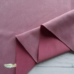 Замша искусственная, цвет розово-сиреневый, 25*75 см