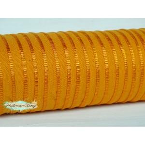 Каптал вискозный, цвет апельсин, 12 мм