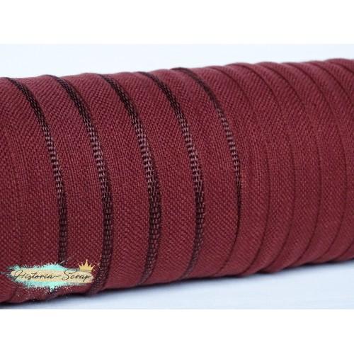 Каптал вискозный, цвет коричневый, 12 мм