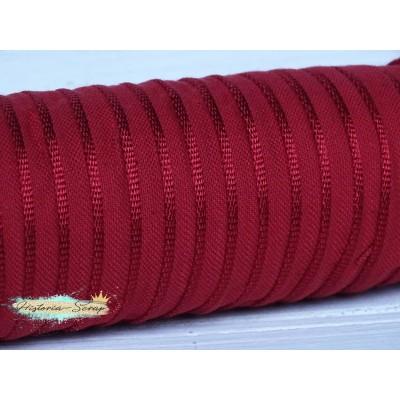 Каптал вискозный, цвет красный, 12 мм