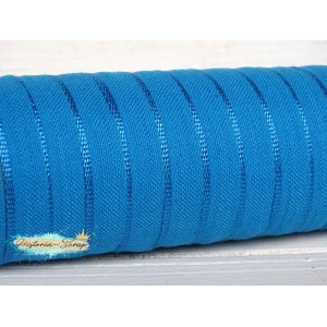 Каптал вискозный, цвет голубой, 12 мм