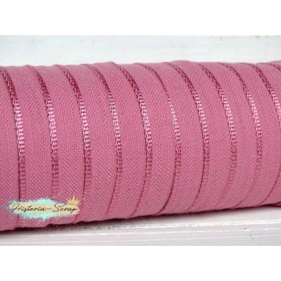 Каптал вискозный, цвет розовый, 12 мм
