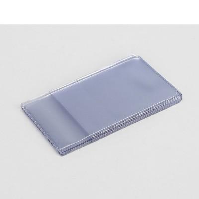Вкладыш горизонтальных визиток, 10х0,5х7 см