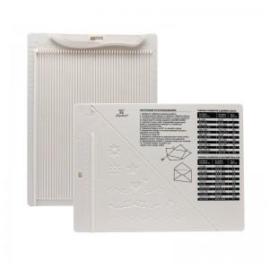 """Доска для создания конвертов и открыток, 21,5 * 16,2 * 0,7 см, ТМ """"Рукоделие"""""""