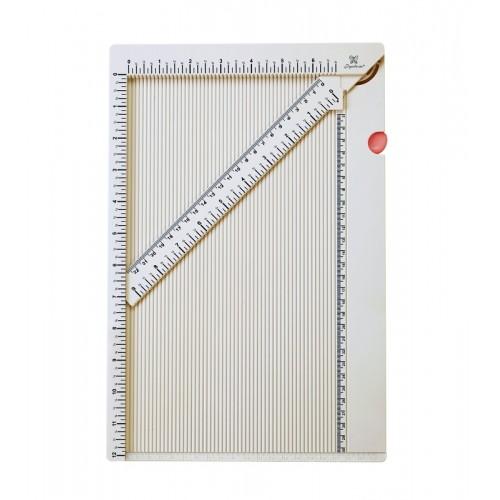 Доска для биговки многофункциональная, 34,4 * 23 см, ТМ Рукоделие