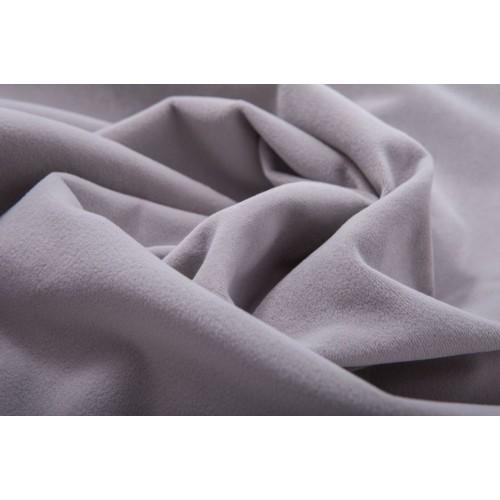 """Микрофлок """"Premium"""" на нетканой основе, цвет серый, 35х50 см"""