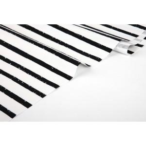 Хлопок Dailylike (Оксфорд) «Anemone: Fog line», 30*50 см