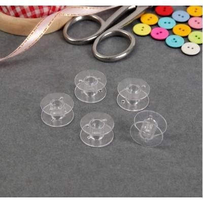 Шпуля пластиковая для швейных машин, 1 шт