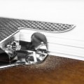 Зажим для клипборда FC085 (85 мм), цвет серебро